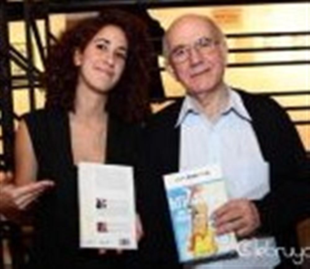 Léon et Stéphanie Ouaknine et leur dernier ouvrage